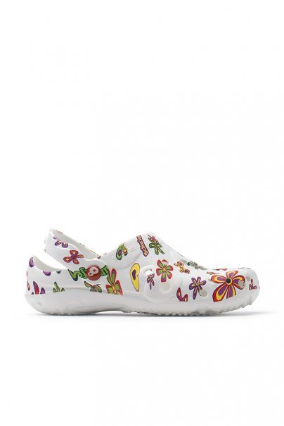 obuwie-medyczne-damskie Obuwie Schu'zz Globule Imprimé kolorowe kwiaty