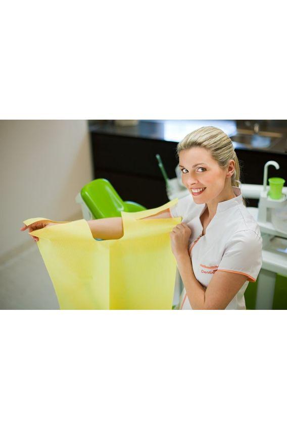 podklady-stomatologiczne Śliniaki stomatologiczne 51x65 cm Plus (rolka 30szt)