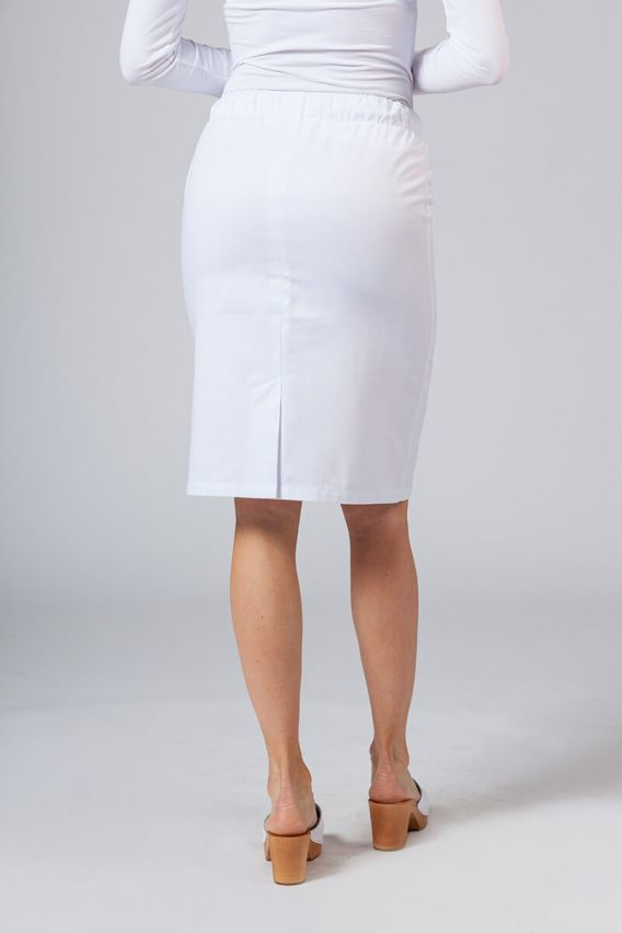 spodnice Spódnica medyczna długa Sunrise Uniforms biała