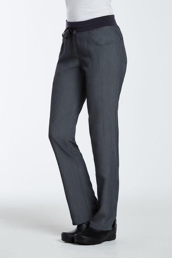 spodnie-medyczne-damskie Spodnie damskie Maevn Matrix Pro grafitowe