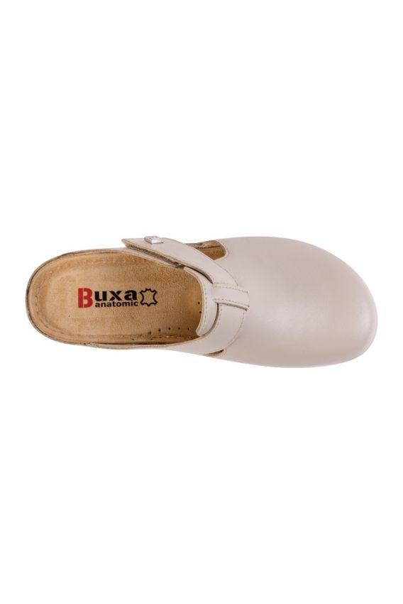 obuwie-medyczne-damskie Obuwie medyczne Buxa model Anatomic BZ240 beżowe