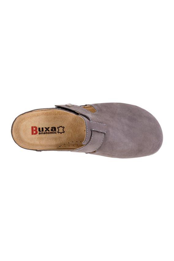 obuwie-medyczne-damskie Obuwie medyczne Buxa model Anatomic BZ240 szare