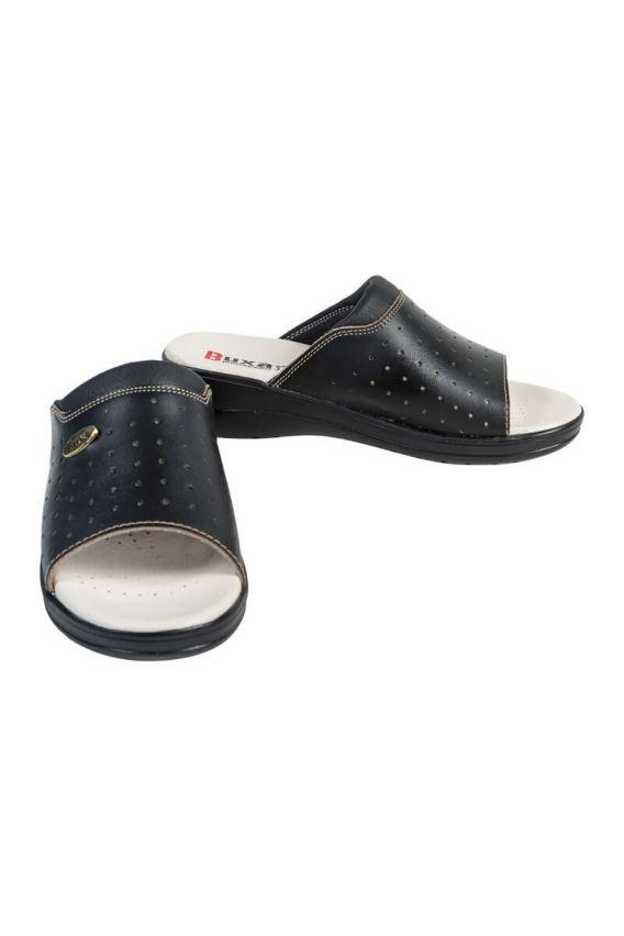 obuwie-medyczne-damskie Obuwie medyczne Buxa model Professional MED30 czarne