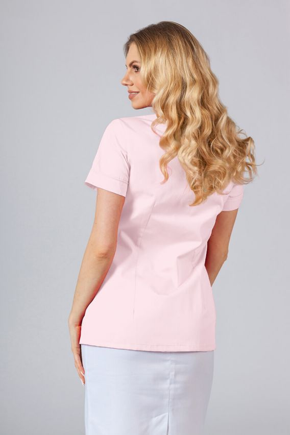 tuniki Tunika Elegance Sunrise Uniforms łososiowa
