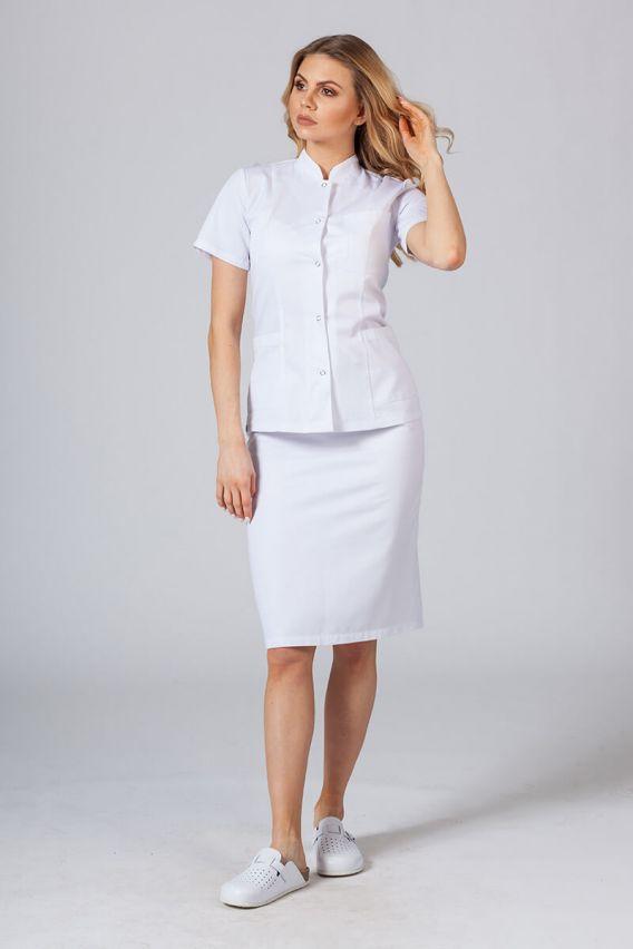 zakiety Żakiet ze stójką Sunrise Uniforms biały