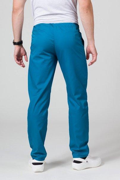 spodnie-medyczne-meskie Spodnie medyczne uniwersalne Sunrise Uniforms karaibski błękit