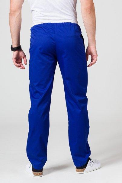 spodnie-medyczne-meskie Spodnie medyczne uniwersalne Sunrise Uniforms granatowe