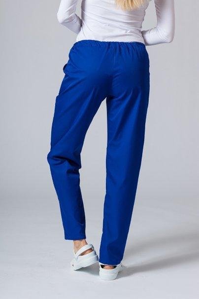 spodnie-medyczne-damskie Spodnie medyczne uniwersalne Sunrise Uniforms granatowe