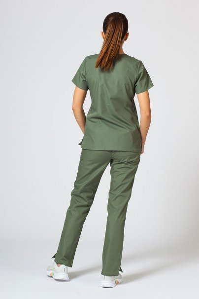 komplety-medyczne-damskie Komplet medyczny Maevn Red Panda oliwkowy