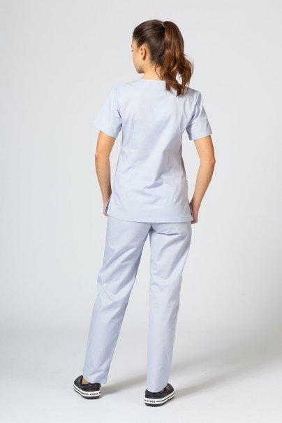 komplety-medyczne-damskie Komplet medyczny Sunrise Uniforms popielaty (z bluzą taliowaną)