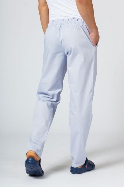 spodnie-medyczne-meskie Spodnie medyczne uniwersalne Sunrise Uniforms popielate