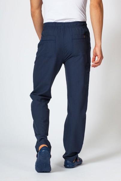 spodnie-medyczne-meskie Spodnie męskie Maevn Matrix Pro Men granat denim