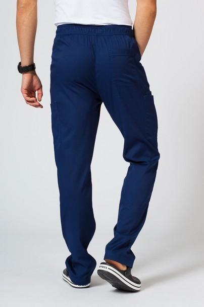 spodnie-medyczne-meskie Spodnie męskie Maevn Matrix Men Classic ciemny granat