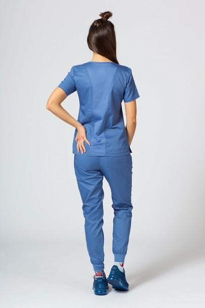 komplety-medyczne-damskie Komplet medyczny Maevn EON Sporty & Comfy niebieski