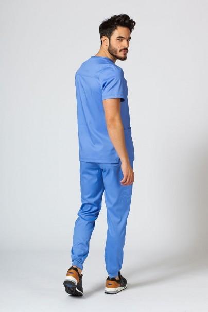 komplety-medyczne-meskie Komplet medyczny męski Maevn Matrix Men Jogger klasyczny błękit