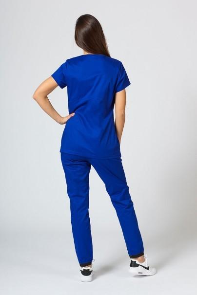 komplety-medyczne-damskie Komplet medyczny Sunrise Uniforms Active granatowy (z bluzą Kangaroo - elastic)