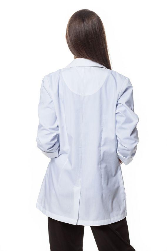 fartuchy-medyczne-damskie Fartuch medyczny damski Maevn Red Panda biały (krótki)