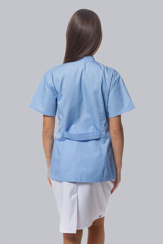 zakiety Żakiet ze stójką Sunrise Uniforms niebieski