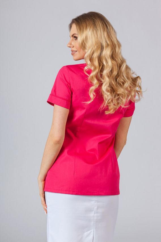 tuniki Tunika Elegance Sunrise Uniforms malinowa
