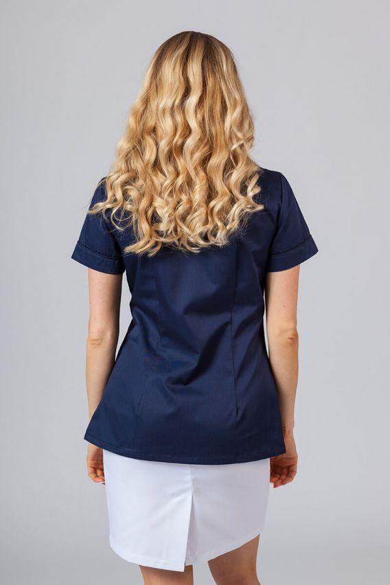tuniki Tunika Elegance Sunrise Uniforms ciemny granat