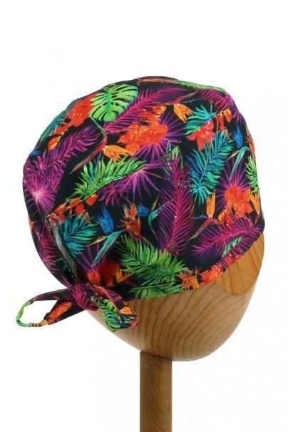 czepki-damskie Czepek Sunrise Uniforms Style Unisex kolorowe liście