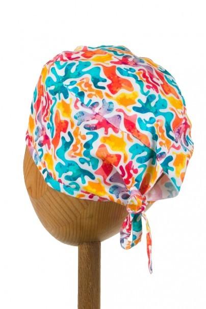 czepki-damskie Czepek Sunrise Uniforms Style Unisex fantazyjne wzory