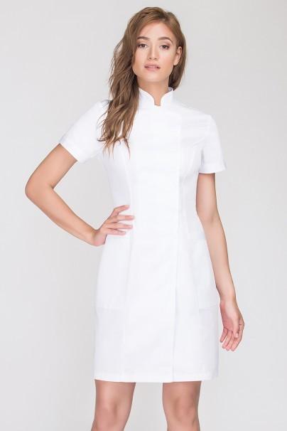 fartuchy-medyczne-damskie Fartuch medyczny Vena biały