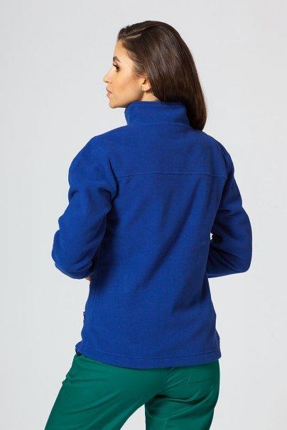 bluzy-polarowe-damskie Damska bluza polarowa Malfini chabrowa
