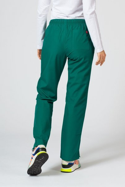 spodnie-medyczne-damskie Spodnie damskie Maevn Red Panda zielone