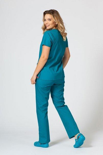 komplety-medyczne-damskie Komplet medyczny Maevn Red Panda morski błękit
