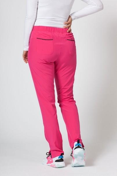 spodnie-medyczne-damskie Spodnie damskie Maevn Matrix Impulse różowe