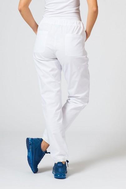 spodnie-medyczne-damskie Spodnie medyczne Sunrise Uniforms Active (elastic) białe