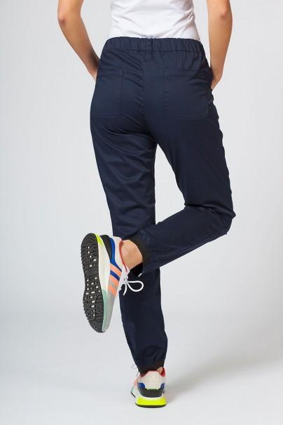 spodnie-medyczne-damskie Spodnie medyczne Sunrise Uniforms Active (elastic) ciemny granat