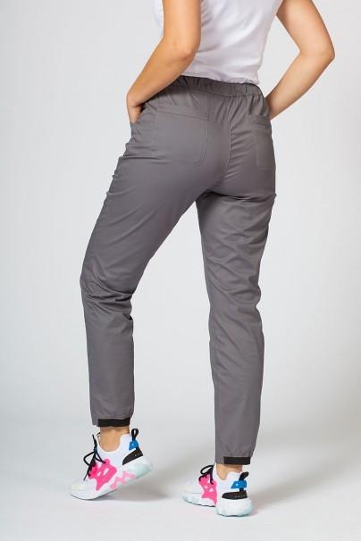spodnie-medyczne-damskie Spodnie medyczne Sunrise Uniforms Active (elastic) szare