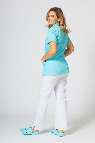 tuniki Tunika Elegance Sunrise Uniforms aqua