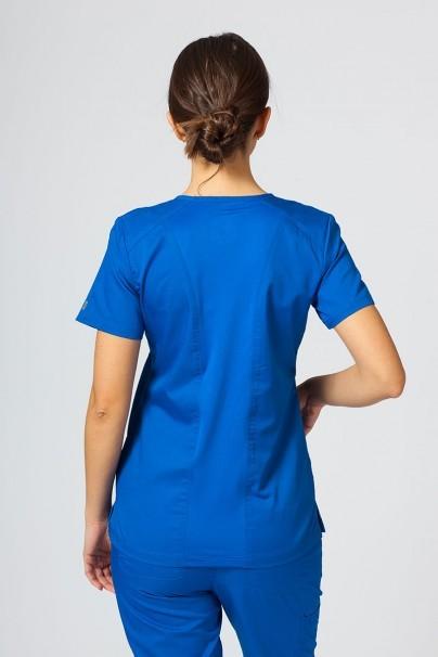 bluzy-medyczne-damskie Bluza damska Maevn EON Sporty & Comfy królewski granat