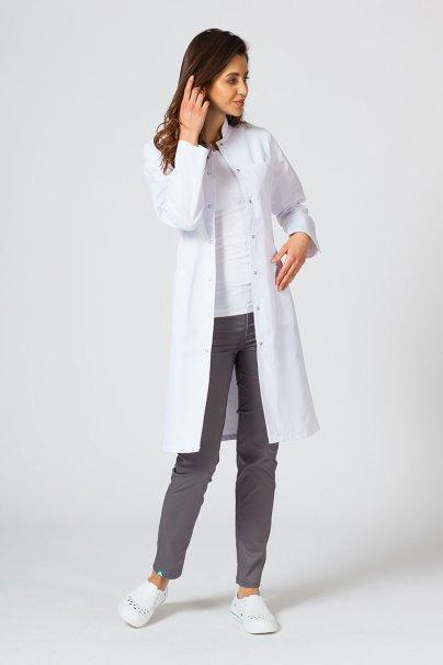 fartuchy-medyczne-damskie Fartuch medyczny Sunrise Uniforms biały