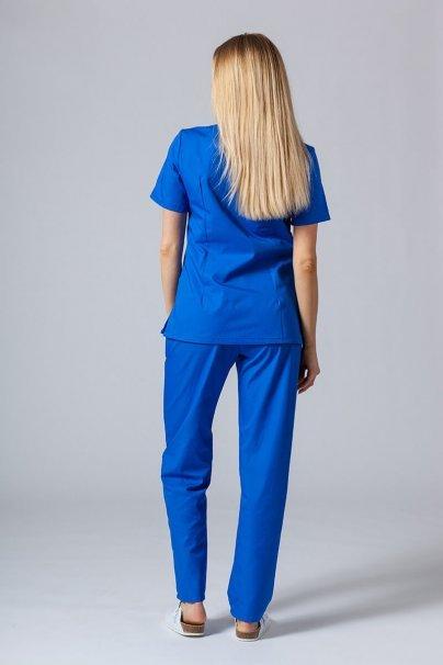 komplety-medyczne-damskie Komplet medyczny Sunrise Uniforms królewski granat (z bluzą taliowaną)