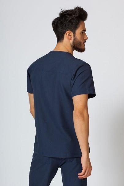 bluzy-medyczne-meskie Bluza męska Maevn Matrix Pro Men granat denim