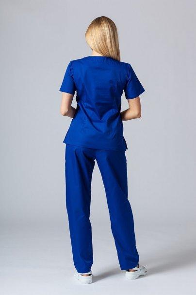 komplety-medyczne-damskie Komplet medyczny Sunrise Uniforms granatowy (z bluzą taliowaną)