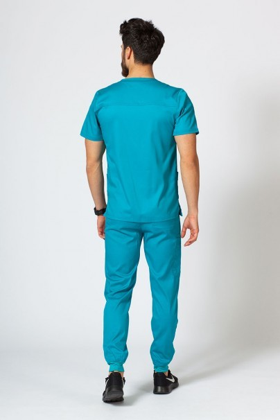 komplety-medyczne-meskie Komplet medyczny męski Maevn Matrix Men Jogger morski błękit