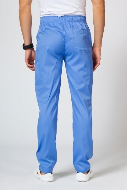 spodnie-medyczne-meskie Spodnie męskie Maevn Matrix Men Classic klasyczny błękit