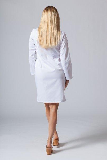 fartuchy-medyczne-damskie Fartuch medyczny Sunrise Uniforms z długim rękawem biały