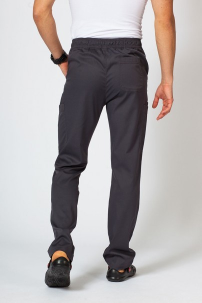 spodnie-medyczne-meskie Spodnie męskie Maevn Matrix Men Classic szare