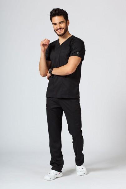 spodnie-medyczne-meskie Spodnie męskie Maevn Matrix Men Classic czarne