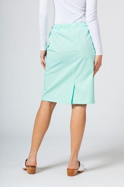 spodnice Spódnica medyczna długa Sunrise Uniforms miętowa