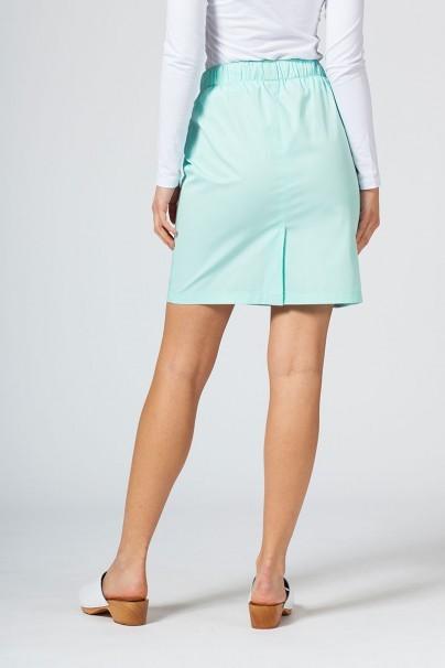 spodnice Spódnica medyczna krótka Sunrise Uniforms miętowa