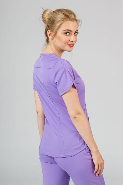 bluzy-medyczne-damskie Bluza damska Adar Uniforms Modern lawendowa