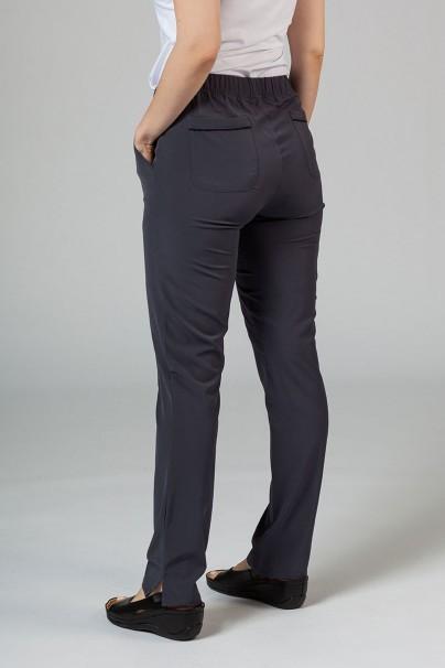 spodnie-medyczne-damskie Spodnie damskie Maevn Matrix Impulse szare