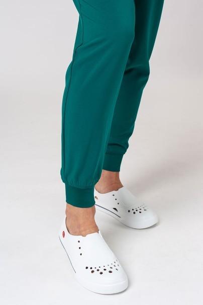 bluzy-medyczne-damskie Bluza damska Maevn Matrix klasyczny błękit
